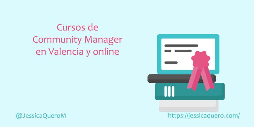Portada Cursos Community Manager Valencia y online