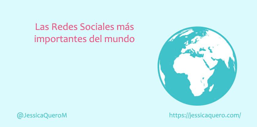 Portada Redes Sociales Importantes Mundo