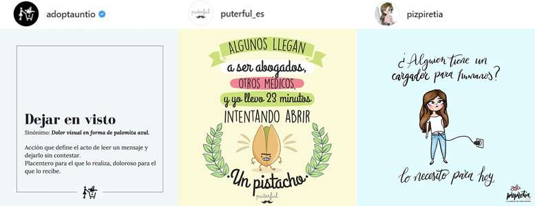 Humor - Ideas Instagram