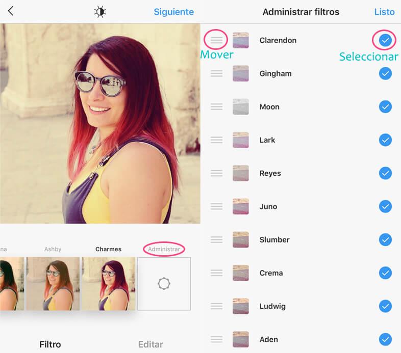Filtros De Instagram Cómo Funcionan Y Cómo Utilizarlos