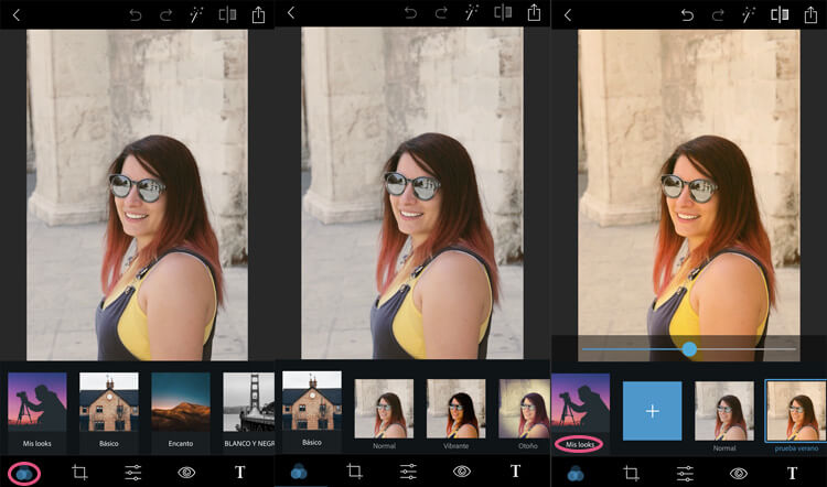 Photoshop Express - Filtros para Instagram