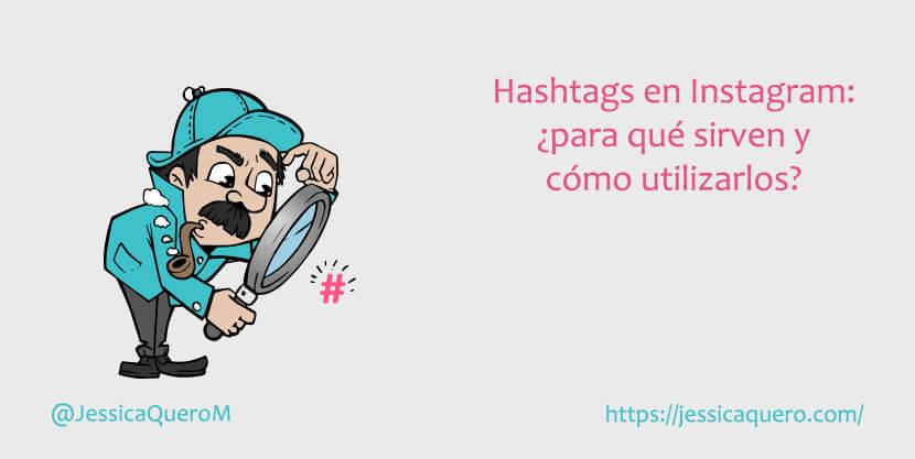 Portada Hashtags para Instagram