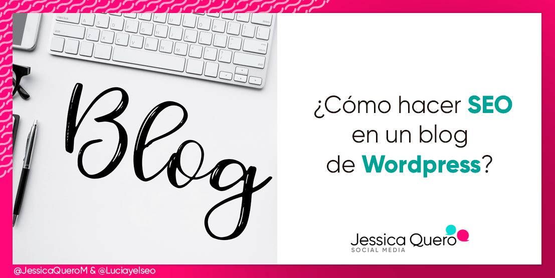 Portada SEO en WordPress
