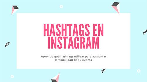 Masterclass Hashtags en Instagram