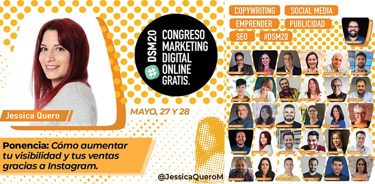 Eventos Marketing Digital DSM20