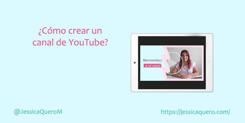 Portada Canal YouTube