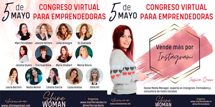Shine Woman Evento Marketing