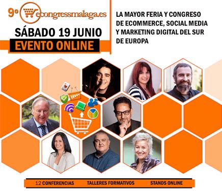 Evento eCongress Málaga 2021