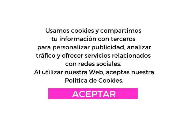 Aviso Cookies Jessica