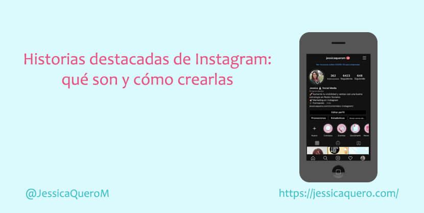Portada Historias Destacadas Instagram