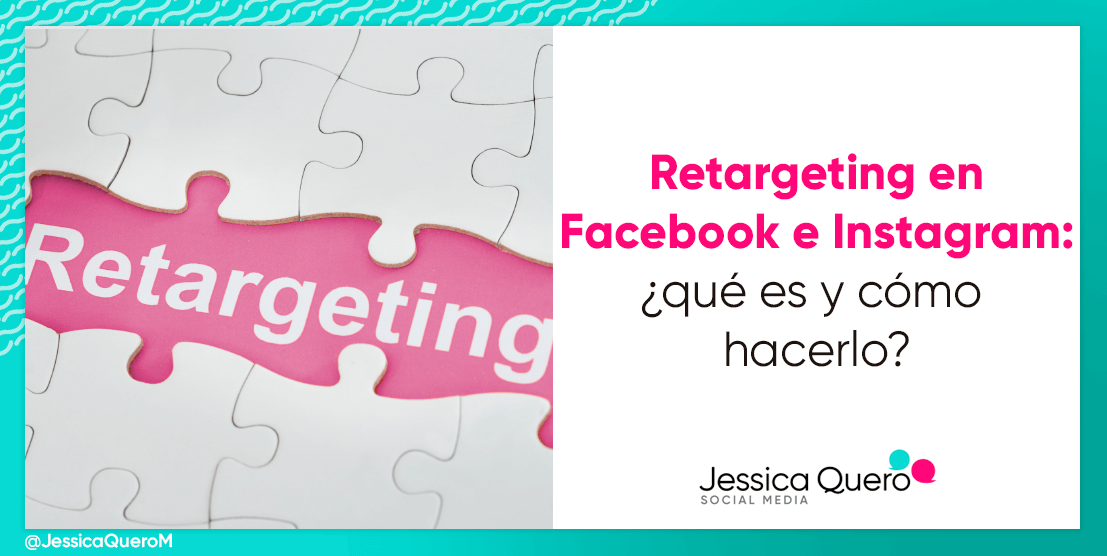 Portada Retargeting Facebook e Instagram